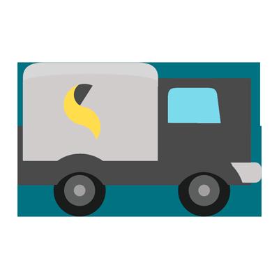 Varetransport SmartDok