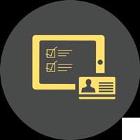 Byggekortleser ikon SmartDok