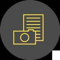 Skjema Bilde ikon SmartDok