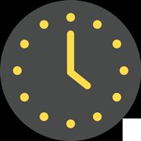 Timeregistrering ikon SmartDok