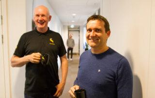 Vidar Berg-Hansen og Per-Tore Hansen SmartDok