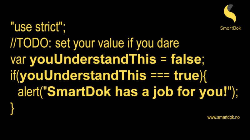 SmartDok kode