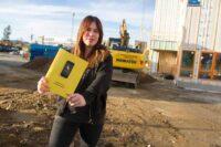 Account Manager i SmartDok Inger Lise Orvik er klar for MEF sitt høsttreff i Tromsø
