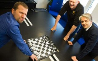 SmartDok er sponsorer av Barents Chess.
