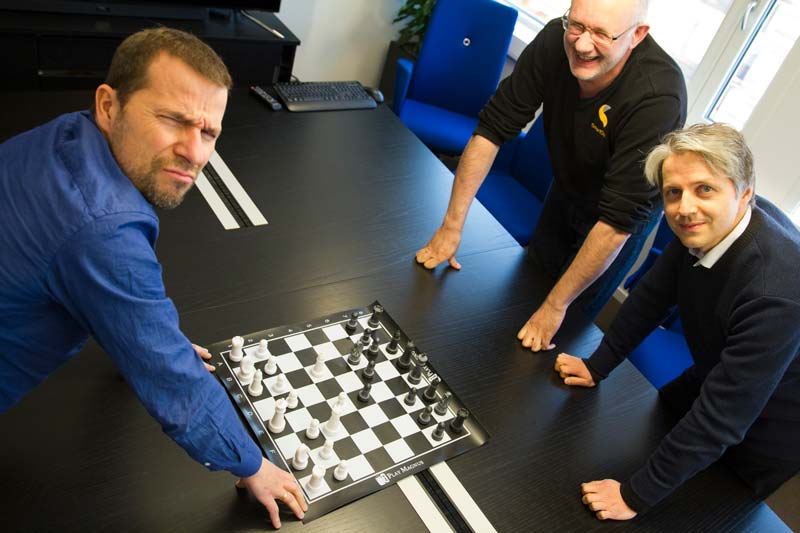 SmartDok er sponsorer av Barents Chess.