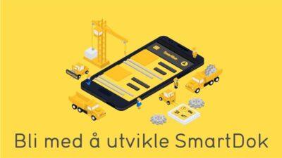 Smartdok koding byggeplass