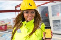 SmartDok App Byggeplass
