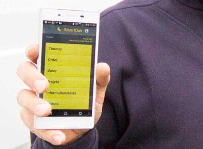 gammel SmartDok App