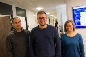 Nye ansatte i SmartDok