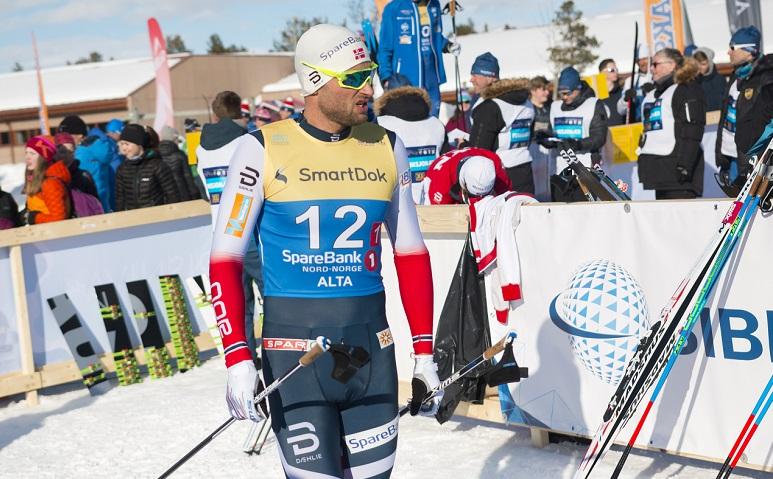 Petter Northug smartdok nm i alta