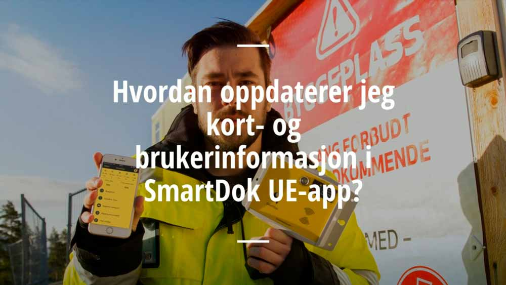 UE-app SmartDok