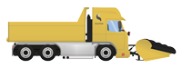 Med rodelister i SmartDok kan du som sjåfør enkelt se hvor du skal brøyte/strø