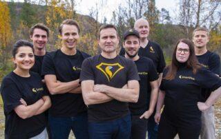 SmartDok salgsavdeling Norge