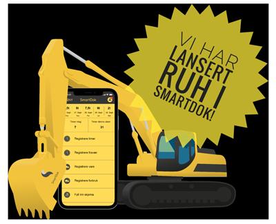 Rapport om uønsket hendelse (RUH) i SmartDok!