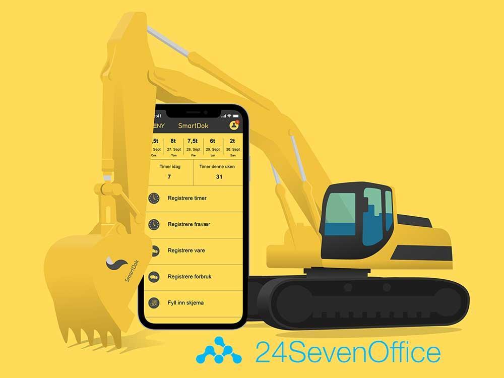 SmartDok 24SevenOffice