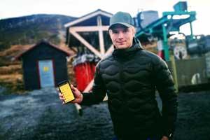 Tromsø Alpinpark har fokus på sikkerhet og har full kontroll med et digitalt hjelpemiddel