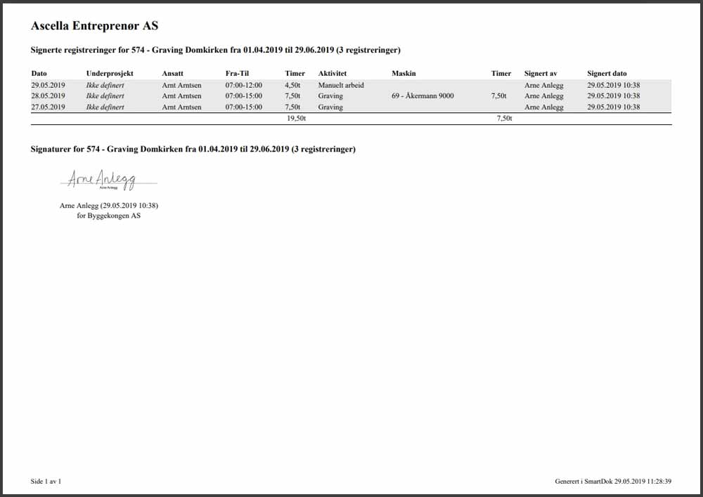 pdf smartdok rapport