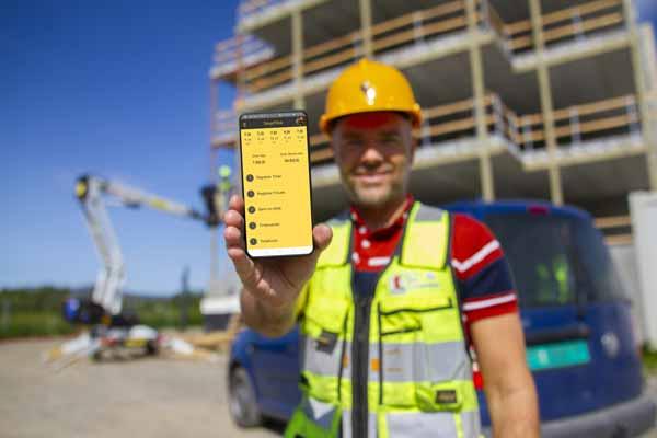 SmartDok gjør timeregistrering og godkjenning av timelister enkelt!