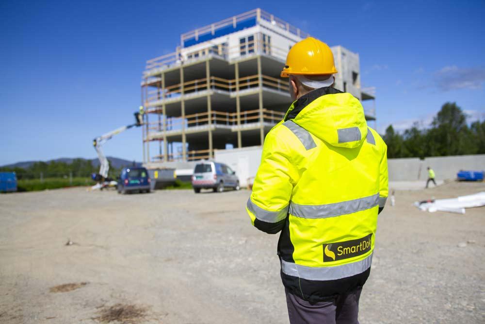 Samarbeid for Sikkerhet i bygg og anlegg (SfS BA)