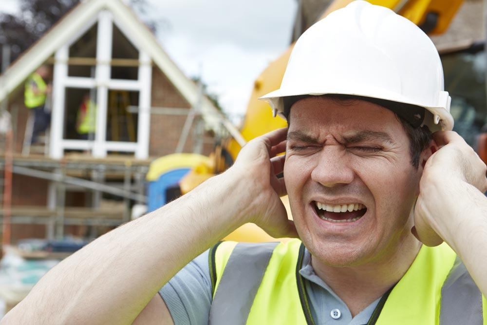 Hørselstap forårsaket av støy, er uhelbredelig.