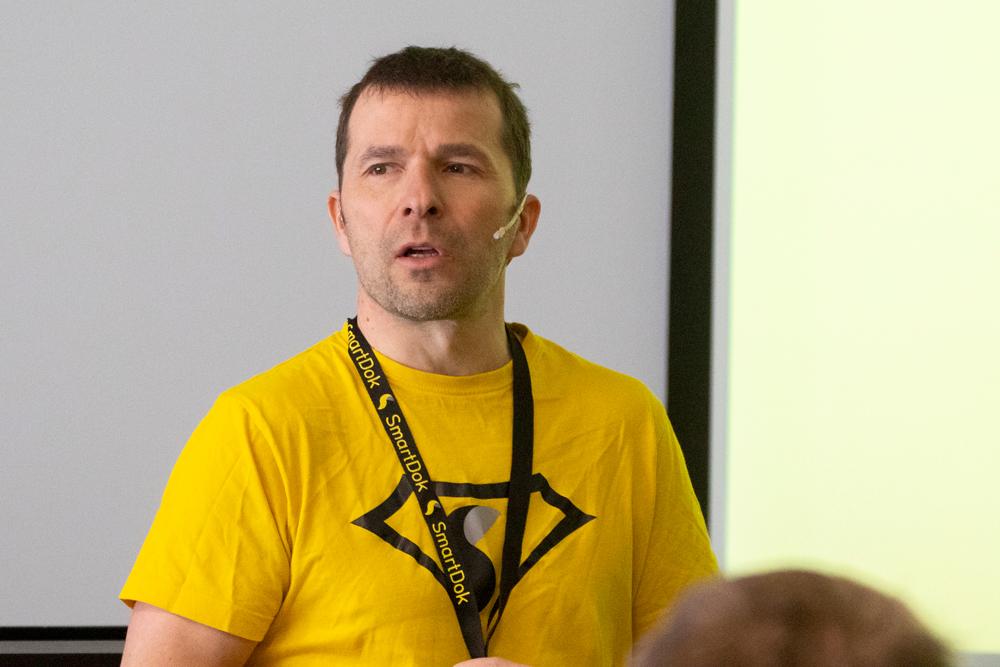 Bjørn Tore Hagberg - Gründer av SmartDok