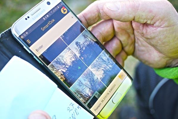 SmartDok – Et smart hjelpemiddel for skogsbruk og linjerydding