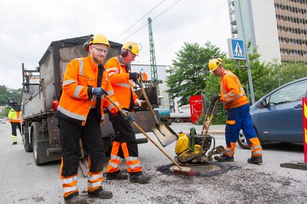 Det startet i 1855 med vannverket for å sikre en bedre helse til innbyggerne i Bergen, nå over 160 år senere er fortsatt helse, miljø og sikkerhet (HMS) Bergen Bydrifts viktigste prioritet.