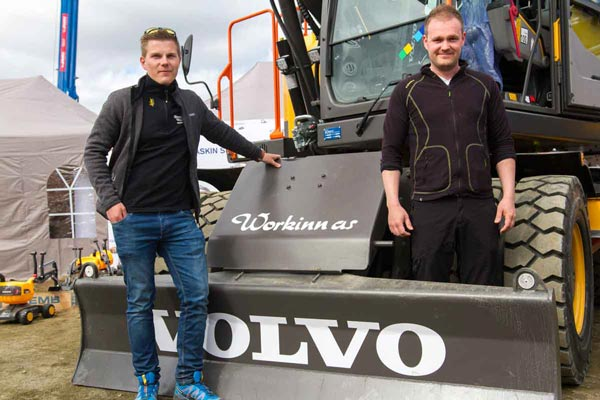 Thor og Bjørnar Workinn AS er Tromsøs eldste maskinentreprenør. Selskapet kan se tilbake på en lang rekke spennende prosjekter som de har utført for både private og offentlige oppdragsgivere siden oppstarten i 1958.