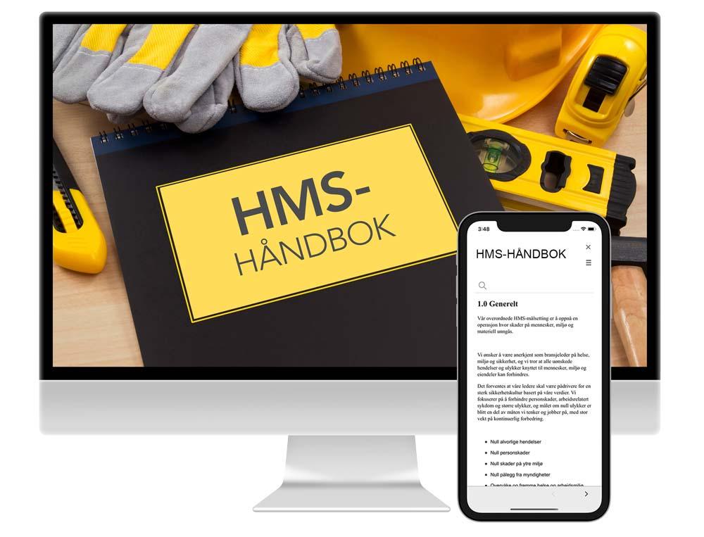 Mobil PC HMS-håndbok