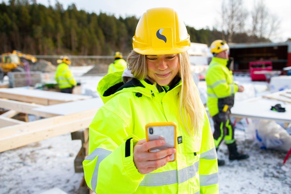 ISO 9001 , ISO 14001 og miljøfyrtårn er populære innenfor bygg og anlegg
