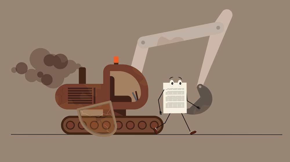 Et unøyaktig og uoversiktlig dokumentasjonssystem kan komme til å koste din bedrift dyrt.