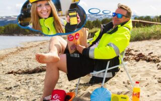 HMS system vi app redder sommerferien