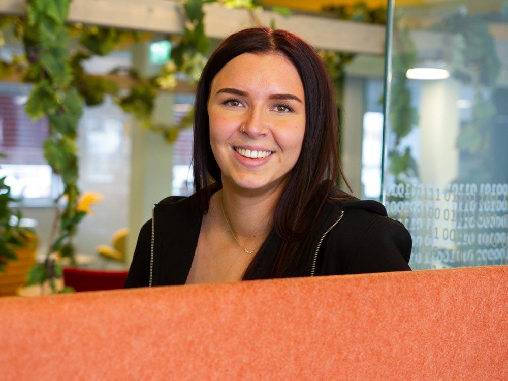 Marie Elisabeth Suhr Thomassen i SmartDok